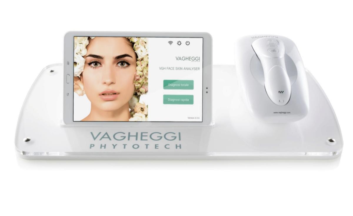 Skin Analyser – Gépi Bőrdiagnosztika
